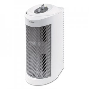 Holmes Allergen Remover Air Purifier Mini-Tower, 204 sq ft Room Capacity, White HLSHAP706NU HAP706-NU