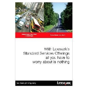 Lexmark LexOnSite Repair 1Year - Maintenance - Repair - Physical Service 2348434