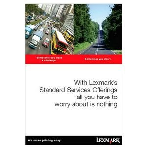 Lexmark LexOnSite Repair 3 Year - 12x5xxNext Business Day - Maintenance - Repair - Electronic and Physical Service 2348759