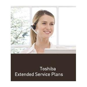 Toshiba Business On-Site Repair 4 Year - 9x5 Maintenance - Parts and labor - Physical Service WSN-PTQN4V