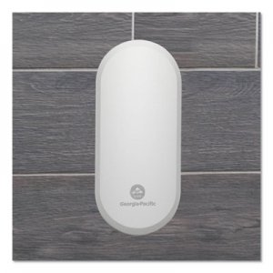 Georgia Pacific Professional ActiveAire Passive Whole-Room Freshener Dispenser, White, 3.22 x 4.057 x 6.83 GPC56804 56804