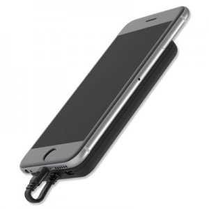 Scosche magicPACK Lightning 4000mAh Power Bank, Black SOSMAGPB2I MAGPB2I