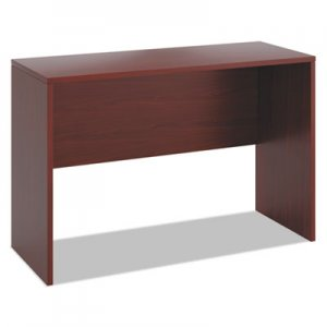 HON 10500 Series Standing Height Desk Shell, 60w x 24d x 42h, Mahogany HON105393NN H105393.NN