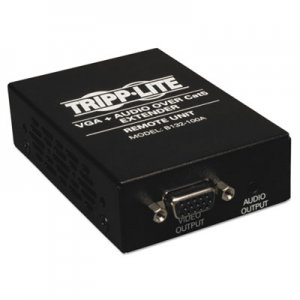 Tripp Lite VGA Plus Audio Over CAT5 Receiver TRPB132100A B132100A