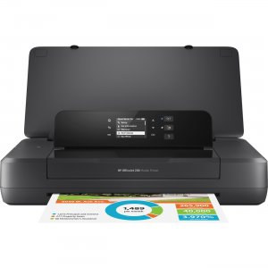 HP OfficeJet Mobile Printer CZ993A HEWCZ993A 200