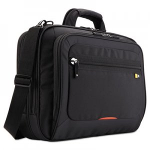 "Case Logic 17"" Checkpoint Friendly Laptop Case, 5 1/2 x 13 1/4 x 18, Black CLG3201532 3201532"