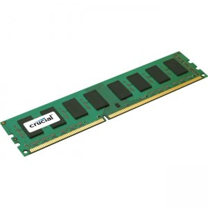 Crucial 8GB, 240-pin DIMM, DDR3 PC3-14400 Memory Module CT8G3ERSDS4186D