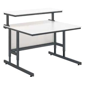 Da-Lite Height Adjustable Computer Workstations (PCT) 90089 PCT 80-100 HM