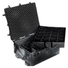 Pelican 1690 Transport Case with Padded Dividers 1690-004-110 1694