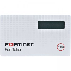 Fortinet FortiToken Security Card FTK-220-100 220