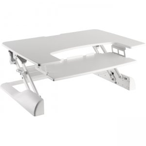 Ergotech Freedom Desk - Height Adjustable Standing Desk FDM-DESK-W FDM-DESK