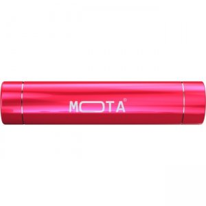 MOTA 2,200 mAh Battery Stick MT-PW2ST-PINK
