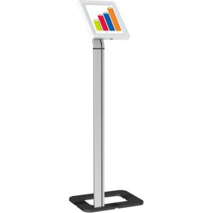 PyleHome Anti-Theft iPad/Tablet Kiosk Public Display Floor Stand PSPADLK38