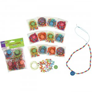Creativity Street 100 Days of School Beading Kit AC4678 PACAC4678