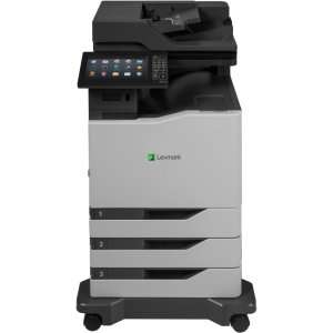 Lexmark Laser Multifunction Printer Governmrnt Compliant 42KT251 CX825dte