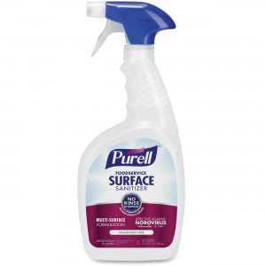 PURELL Foodservice Surface Sanitizer Spray 334112CT GOJ334112CT