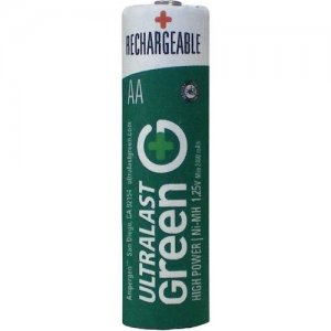 UltraLast Green General Purpose Battery ULGHP4AA