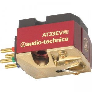 Audio-Technica Dual Moving Coil Cartridge AT33EV