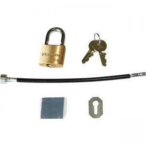 Chief Keyed Padlock PACLK1