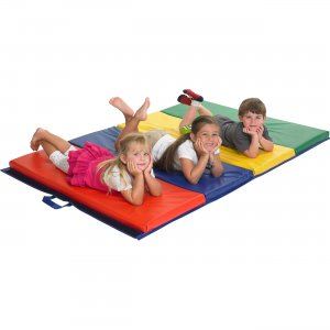 Early Childhood Resources 4'x8' Tumbling Mat ELR-0649 ECR0649