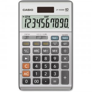 Casio Simple Calculator JF-100BM CSOJF100BM