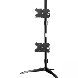 "Amer Dual Monitor Stand Vertical Mount Max 32"" Monitors AMR2S32V"
