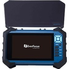 "EverFocus 7"" AHD / TVI / CVBS Test Monitor EN320"