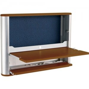 Anthro eNook  , Wall Desk Workstation EK3616TB/DS