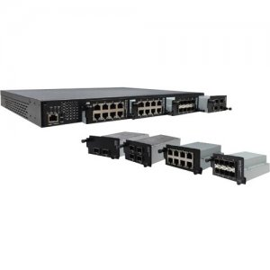 Transition Networks (4) Port Dual Speed 1000/10G SFP Module SISGM-4P-10G-SFP