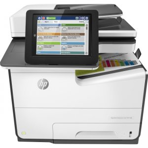 HP PageWide Enterprise Color MFP G1W39A#BGJ 586dn