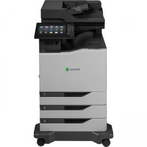 Lexmark Laser Multifunction Printer Governmrnt Compliant 42KT141 CX825dte