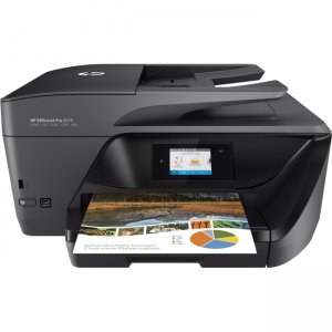 HP OfficeJet Pro All-in-One Printer T0F29A#B1H 6978
