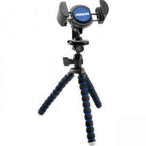 Arkon 11 inch Tripod Mount with Phone Holder for Live Mobile Broadcasting RVTRIXL