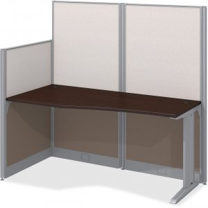 Bush Business Furniture Straight Workstation WC36892A103 BSHWC36892A103