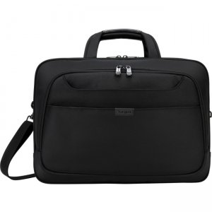 "Targus 17"" Blacktop Deluxe Checkpoint-Friendly Briefcase with DOME Protection TBT275"