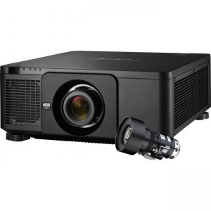 NEC Display 10,000-lumen Professional Installation Laser Projector w/Lens NP-PX1004UL-B-18