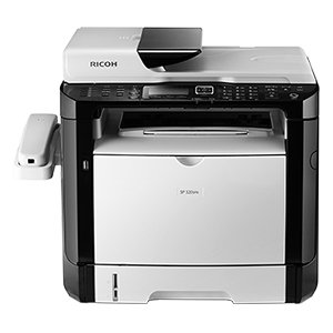 Ricoh Laser Multifunction Printer 407983 SP 325SFNw