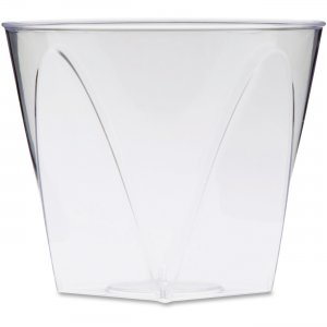 Milan Comet Crystal Square Tumblers RSMT91516CT WNARSMT91516CT