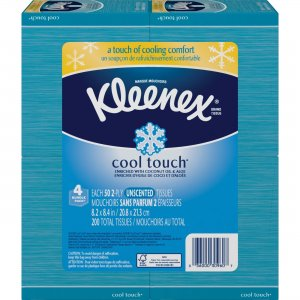 Kleenex Cool Touch Facial Tissue 30960 KCC30960