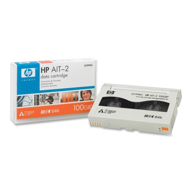 HP AIT-2 Data Cartridge Q1998A