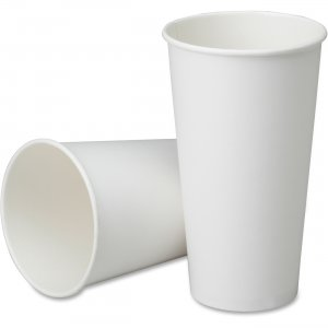 SKILCRAFT 21 oz. Disposable Paper Cups 7350016457874 NSN6457874