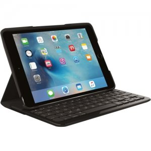 Logitech Focus Protective Case with Integrated Keyboard for iPad mini 4 920-007953