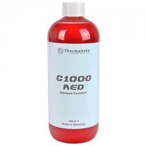 Thermaltake Opaque Coolant Red CL-W114-OS00RE-A C1000