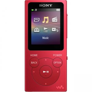 Sony Walkman 8GB Flash MP3 Player NWE394/R NW-E394