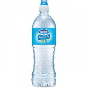 Nestle Purified Bottled Water 068274346811 NLE068274346811