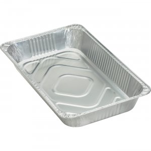 Genuine Joe Full-size Disposable Aluminum Pan 10703 GJO10703