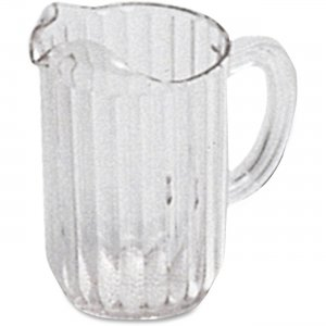 Rubbermaid Commercial 30-oz. Bouncer Pitcher 333600CLRCT RCP333600CLRCT