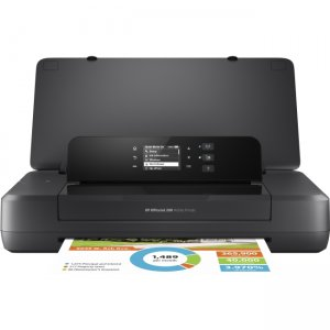 HP OfficeJet Mobile Printer CZ993A#B1H 200
