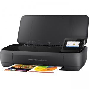HP OfficeJet Mobile All-in-One Printer CZ992A#B1H 250