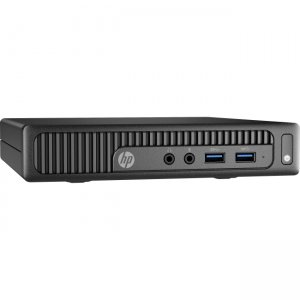 HP 260 G2 Desktop Mini PC (ENERGY STAR) V2V80UT#ABA